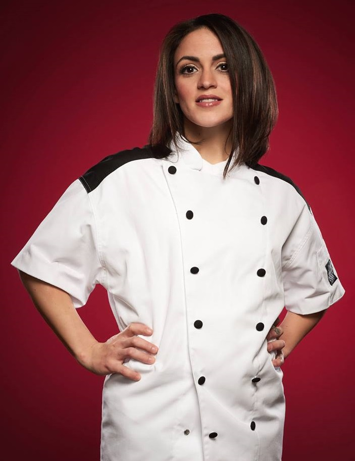 hells kitchen season 17 where are they now amanda manda palomino - Hells Kitchen Season 17