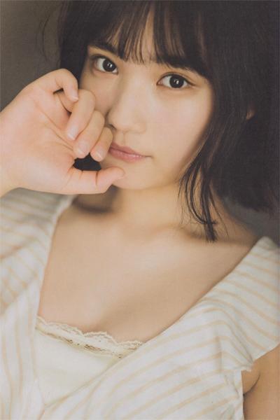 Moeka Yahagi 矢作萌夏, B.L.T Graph 2019年03月号 Vol.41