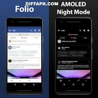 Folio for Facebook & Messenger Premium APK v3.5.3 [Latest]