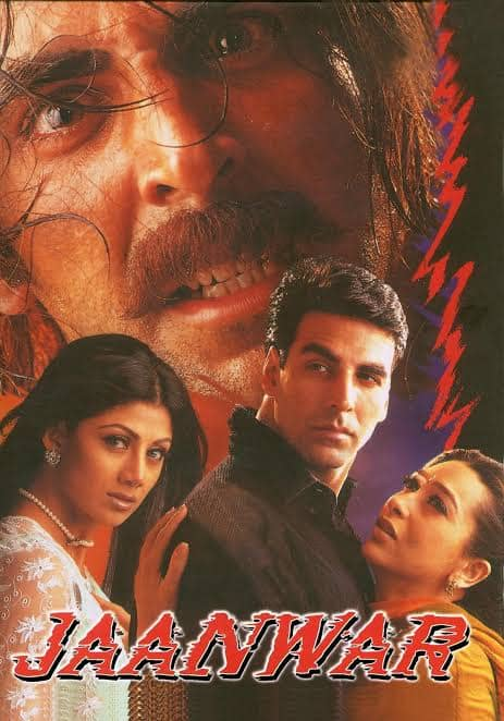 Jaanwar 1999 Full Movie Download 720p HD | Worldfree4u