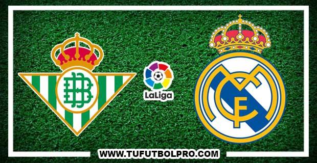 Ver Betis vs Real Madrid EN VIVO Por Internet Hoy 18 de febrero de 2018