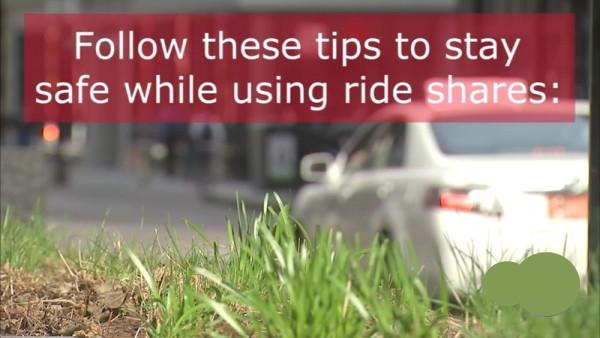 Ridesharing Safety: Health Tip