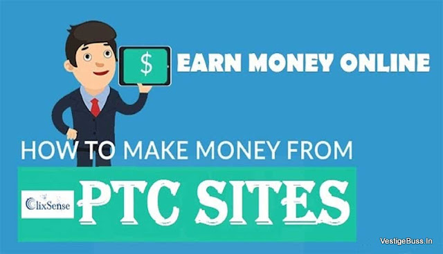 make money from PTC sites.