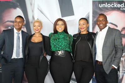Panelists at Nedbank Unlocked.Me event