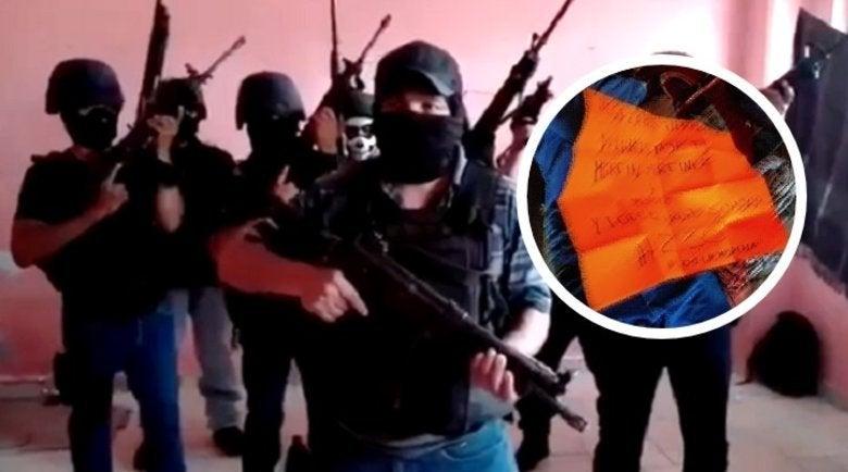 """Ellos son """"Los 35-Z""""... el sanguinario brazo armado de los Zetas que atemoriza Veracruz y es principal rival del """"Grupo Sombra"""""""