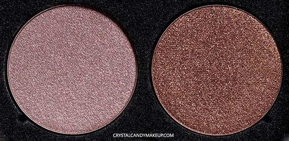 Make Up For Ever Artist Shadow Palette Andreja Pejic Review I-544 D-652