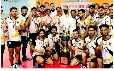 68th Senior National Kabaddi Championship UP
