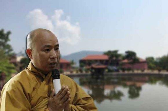 Sư thầy hổ mang Thích Thanh Toàn bị mất đất trong số tài sản thầy khoe 2-300 tỉ