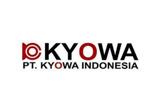 Karir Terbaru PT Kyowa Indonesia Kawasan Ejip Cikarang 2019