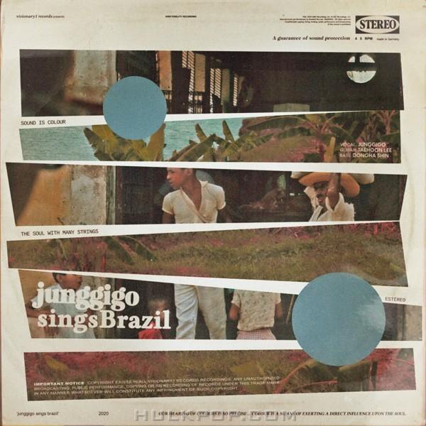 Junggigo Trio – Junggigo Sings Brazil – EP