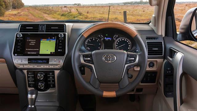 Toyota Land Cruiser Prado anh 17