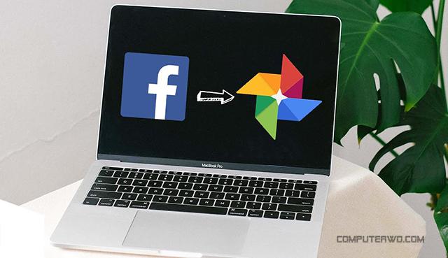 كيفية نقل الصور والفيديوهات من فيسبوك لتطبيق Photos بالهاتف عال م الكمبيوتر computer-wd cover