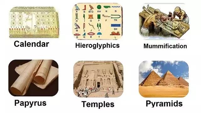 Achievements of Ancient Egypt Civilization