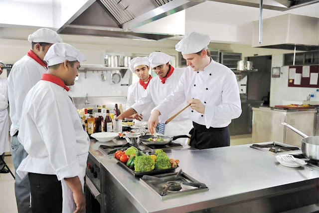 Job opportunities after hotel restaurant management courses