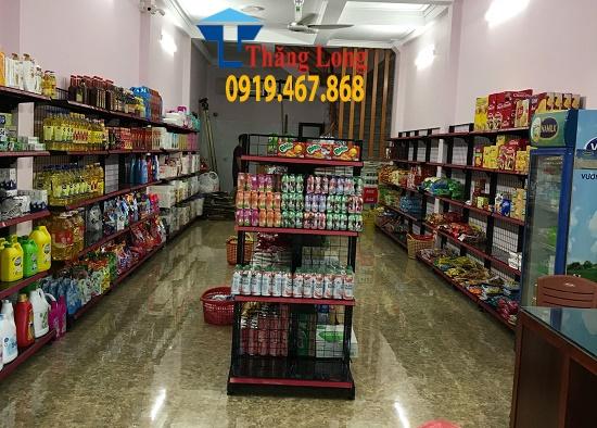 Kệ siêu thị sản xuất trong nước giá rẻ liệu có phải là hàng kém chất lượng