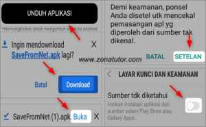 Cara Download Video Youtube Lewat Hp Android