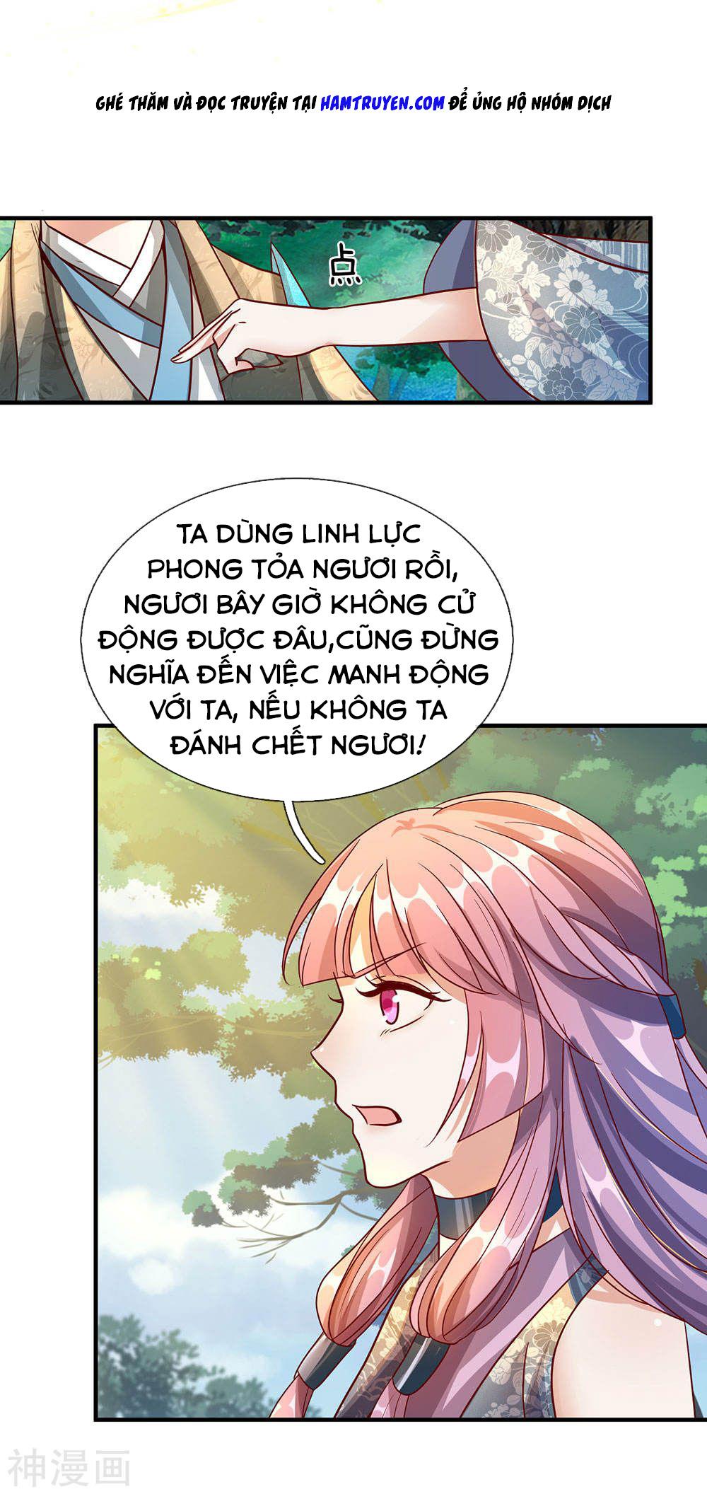 Nghịch Thiên Kiếm Thần chap 88 - Trang 16