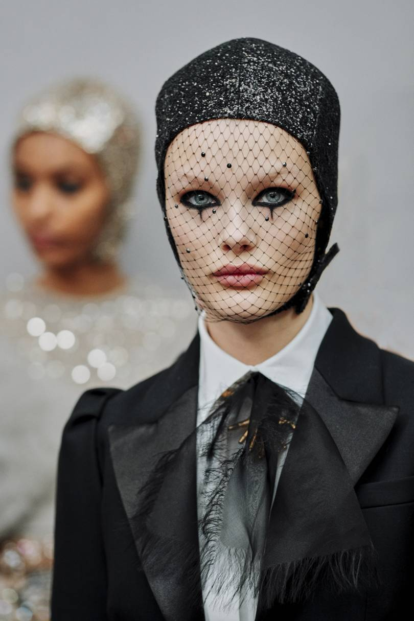 Dior Spring/Summer 2019 Couture Backstage | Cool Chic Style Fashion