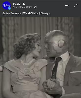 series premier episode 1 wandavision disney+ hotstar