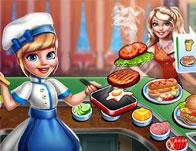 """لعبه مطعم كوك دور """"كوك دور """" هو أحد المطاعم المصرية وقد أسس في سنة 1988 وقام بتأسيسه عمرو السعيد ويقوم بتقديم مأكولات داخل المطعم ومأكولات سريعة أيضا"""