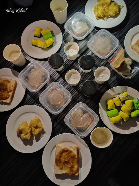 Menikmati Aneka Olahan Durian di Hotel Radisson Medan - Olahan Durian