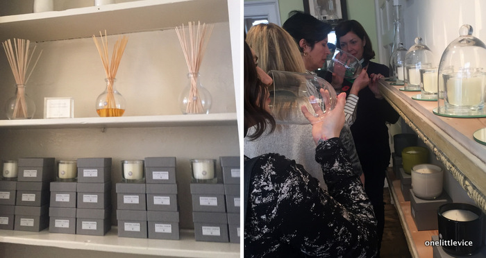 one little vice beauty blog: fragrance direct bespoke candles