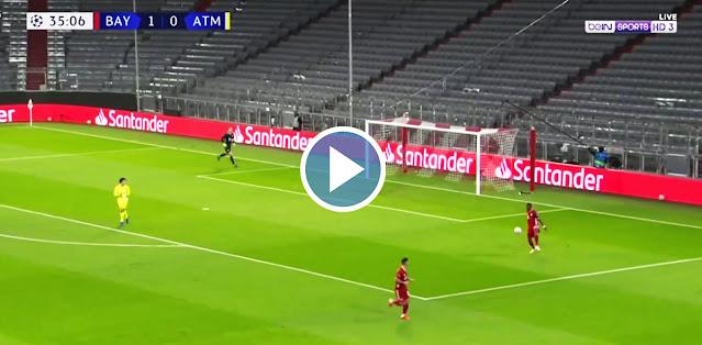 Bayern München vs Atlético Madrid Live Score