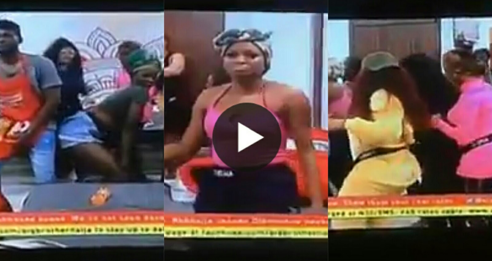 Watch BBnaija 2019 Housemates Display Their Dancing Skills  Who
