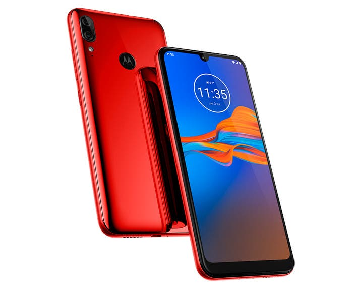Motorola introduces the MOTO E LE soon