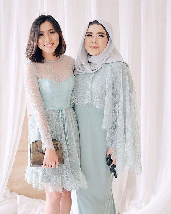 50+ Model Baju Lebaran Terbaru 2018: Modern  Elegan