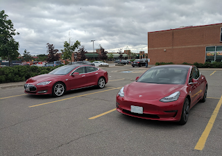 Tesla Model 3: Public interest