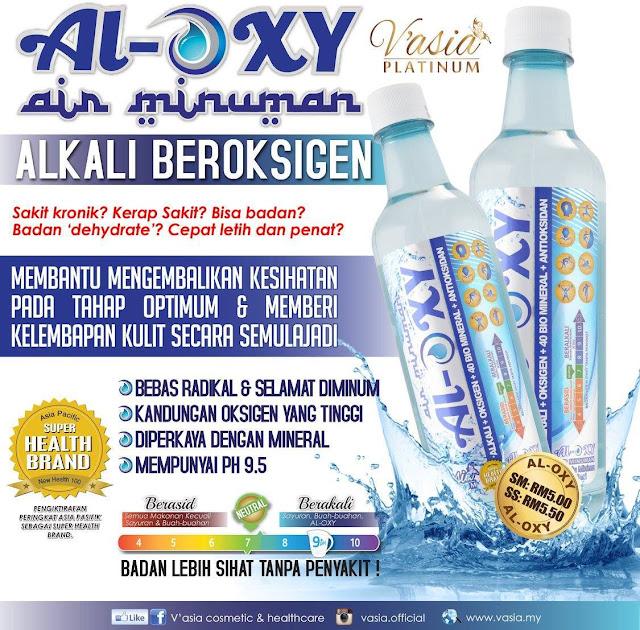 Air Minuman Al-Oxy