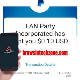 LANPARTY App