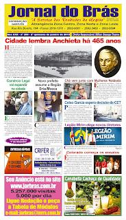 Destaques da Ed. 356 - Jornal do Brás
