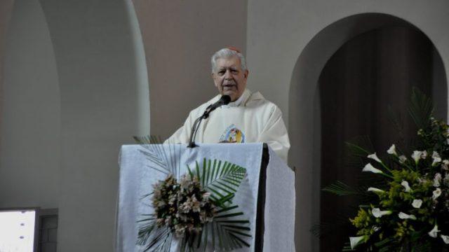 Cardenal Urosa Savino: El gobierno tiene que resolver los problemas