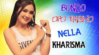 Lirik Lagu Bondo Opo Tresno (Dan Artinya) - Nella Kharisma