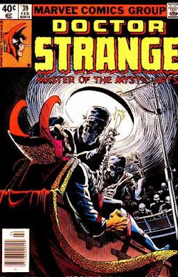 Dr Strange #39