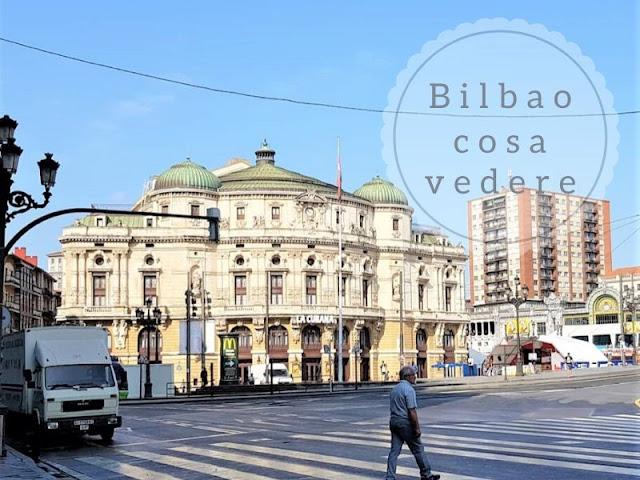 Bilbao cosa vedere: Teatro Arriaga