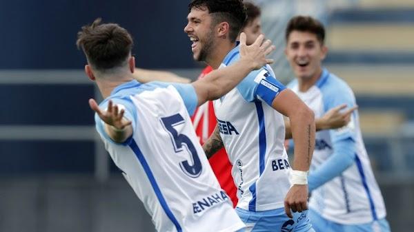 El Atlético Malagueño se impone con gran solvencia ante el Torreperogil (3-0)
