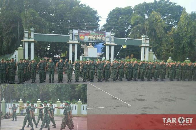 Soliditas TNI, Kodim Pati Laksanakan Minggu Militer Basic Dikperor
