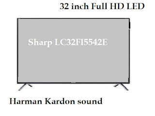 Sharp LC32FI5542E TV