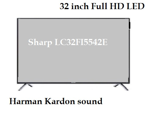 What do we know about the Sharp LC32FI5542E?