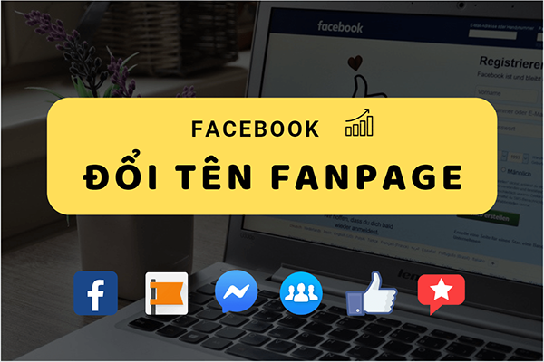 Tần suất đổi tên fanpage facebook