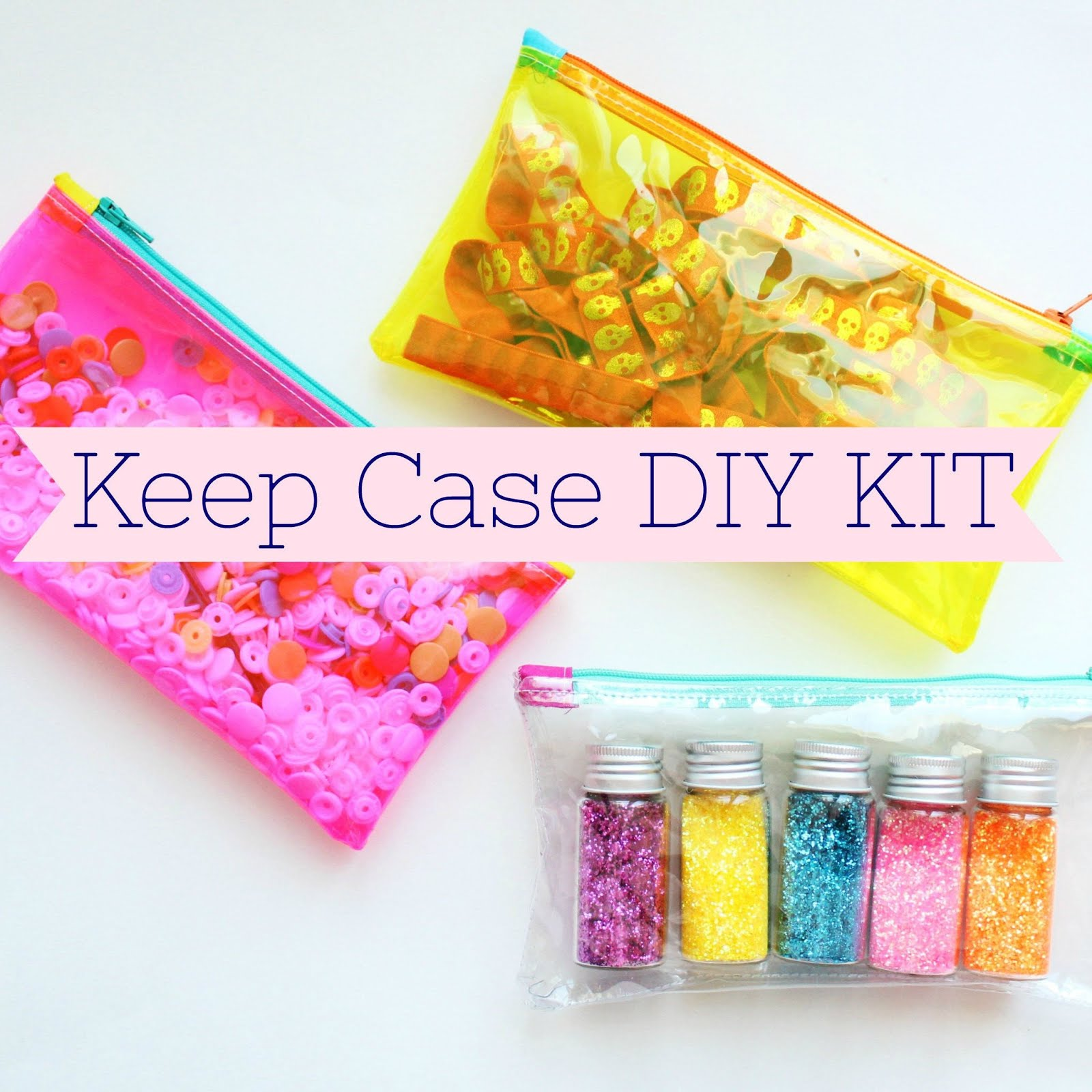 Vinyl Keep Case tutorial