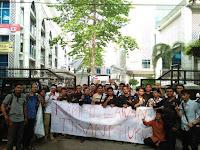 Gelar Aksi Unjuk Rasa, Ini Tuntutan Kammi Medan..