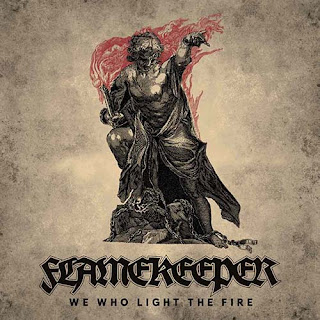 "Το ep των Flamekeeper ""We Who Light the Fire"""