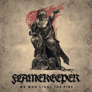 """Το ep των Flamekeeper """"We Who Light the Fire"""""""