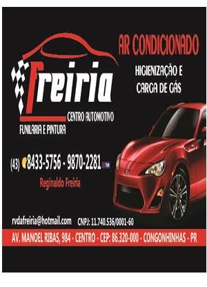 Centro Automotivo Freiria