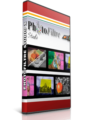 GRATUITO STUDIO DOWNLOAD PHOTOFILTRE X O COMPLETO