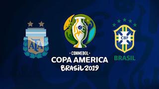 مشاهدة مباراة البرازيل و الأرجنتين بث مباشر اليوم الأربعاء 03/07/2019 بطولة كوبا اميركا